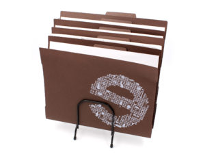 Eleven19 Self Promotion Neenah Paper Big E 10 Year Folder Icon Graphic Design