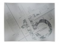 15 Year Poster Neenah Paper Type Based Poster Metallic Ink
