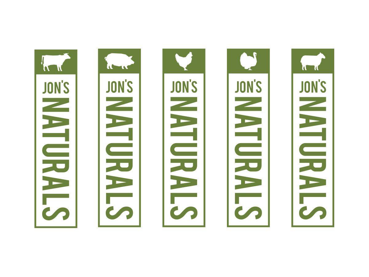 Jon's Naturals Logo Design Eleven 19