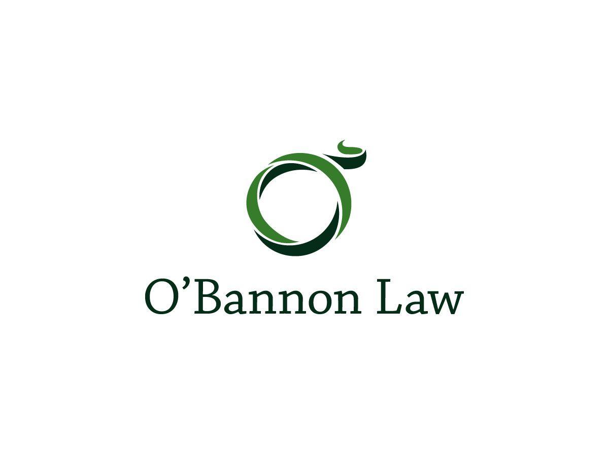 O'Bannon Law Logo Design Eleven 19