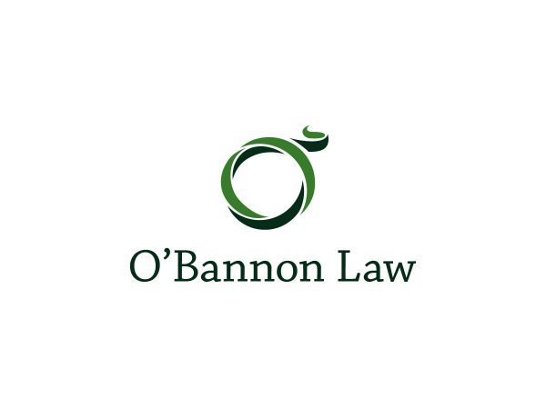 O'Bannon Law Logo Design Eleven 19