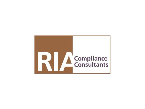 RIA Compliance Consultants Logo Design Eleven 19