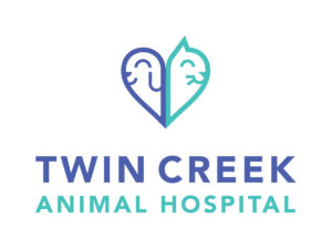 Twin Creek Animal Hospital Logo Design Eleven 19