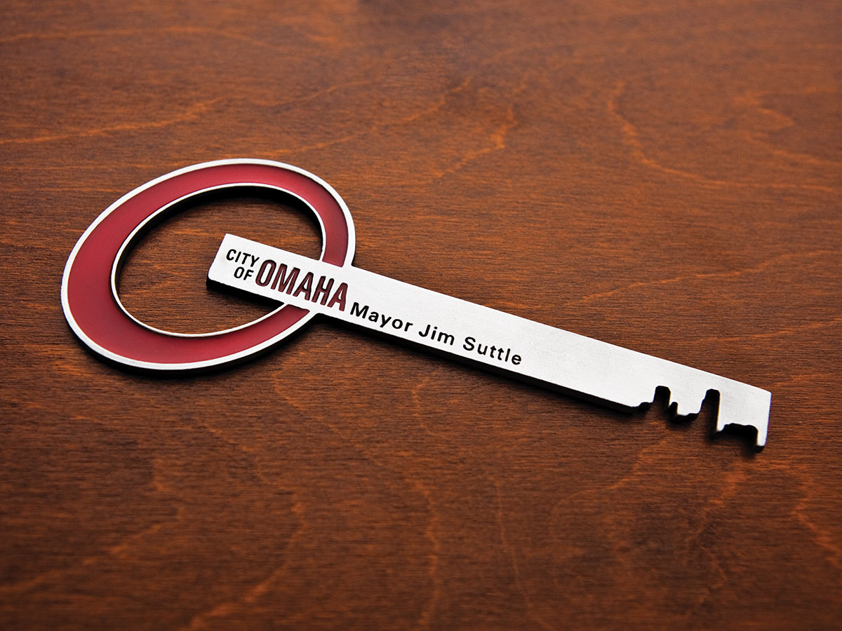 The Key to the City of Omaha