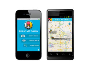 Omaha Public Arts Found App Design and Development