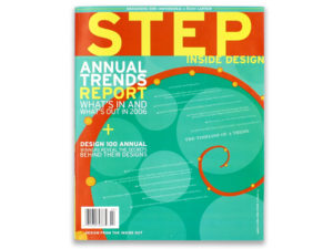 Step Inside Designer Magazine Cover Donovan Beery Eleven19