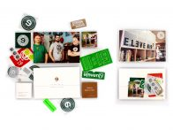Eleven19 Assorted Stickers Design Self Promotions