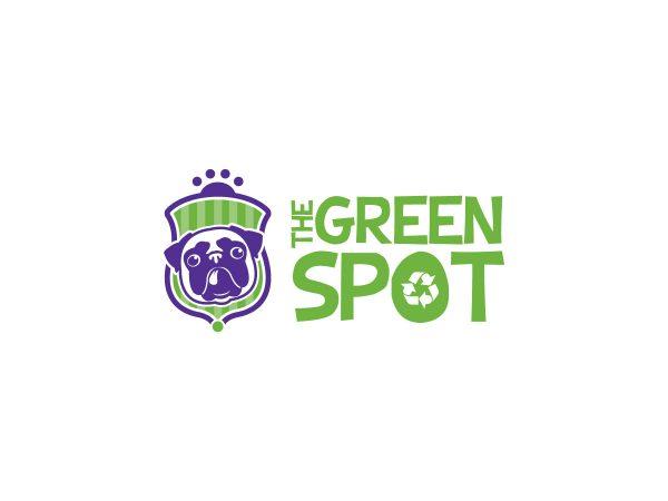 Green Spot Logo Design Eleven 19