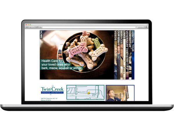 Twin Creek Website Design and Development