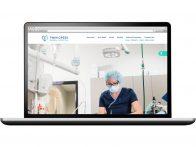 Website design and development for an Animal Hospital in Bellevue, Nebraska