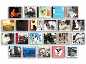 Best of Lazy-i CDs