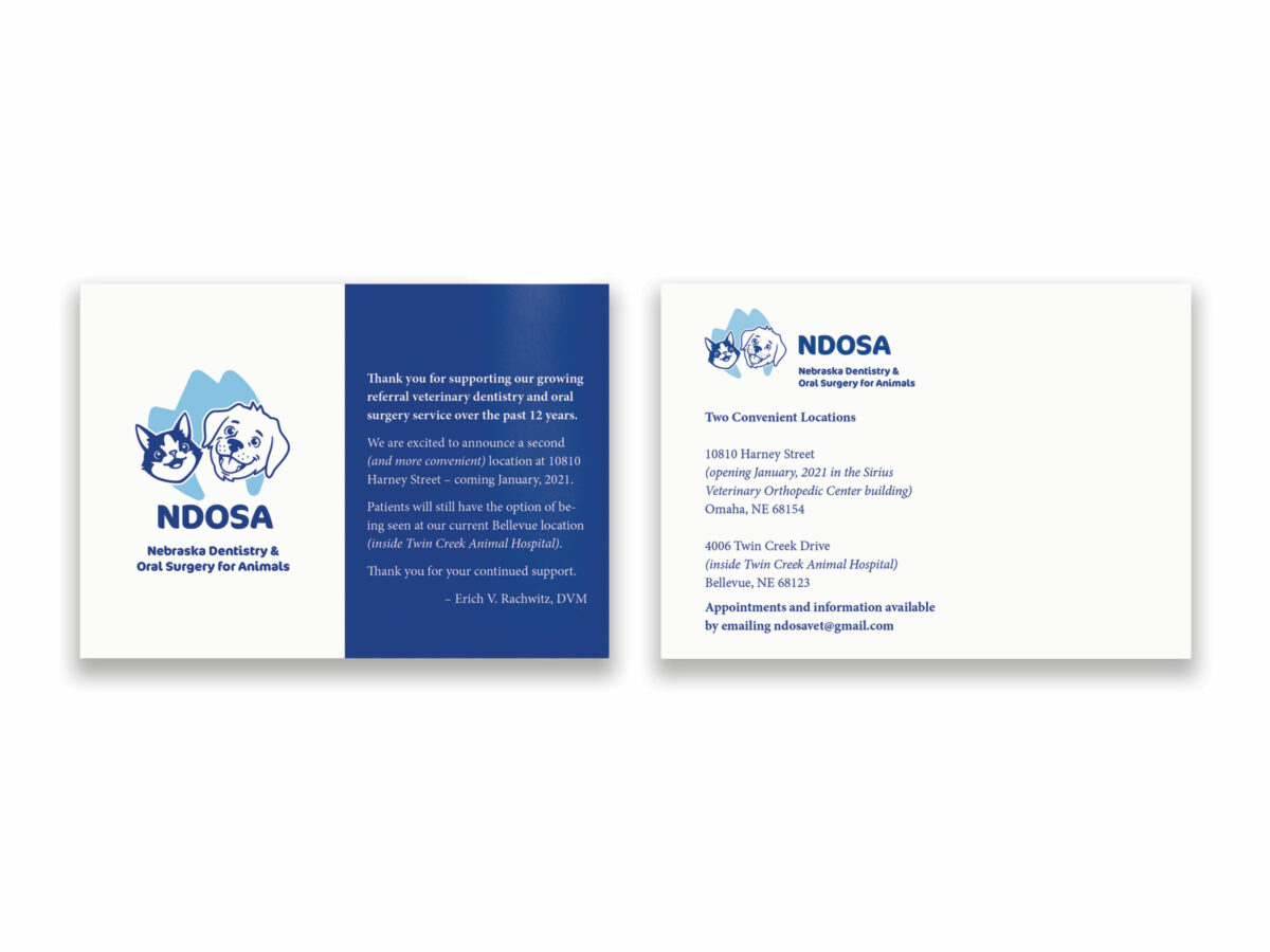 Nebraska Dentistry and Oral Surgery for Animals