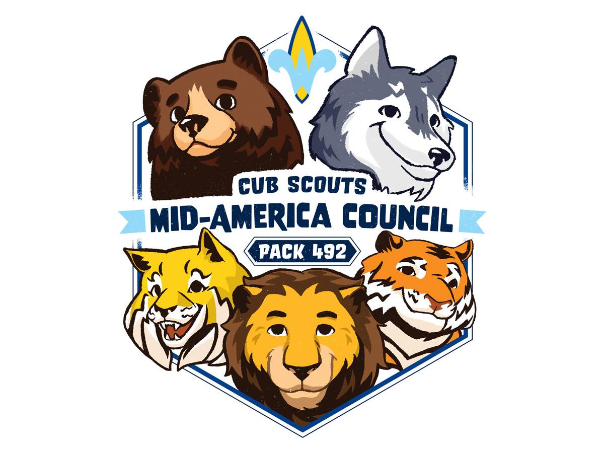 Cub Scout Pack 492